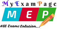 MyExamPage